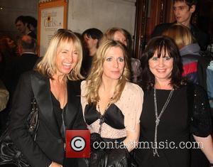 Carol McGiffin, Jackie Brambles and Coleen Nolan of Loose Women
