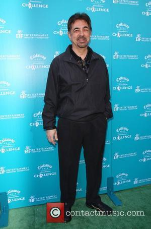 Joe Mantegna Callaway Golf Foundation Challenge benefiting Entertainment Industry Foundation (EIF) cancer research Programs at the Riviera Country Club in...