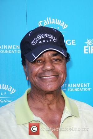 Johnny Mathis Callaway Golf Foundation Challenge benefiting Entertainment Industry Foundation (EIF) cancer research Programs at the Riviera Country Club in...