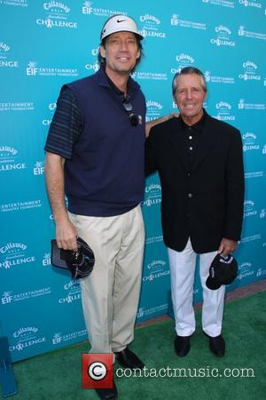 Kevin Sorbo and Gary Player