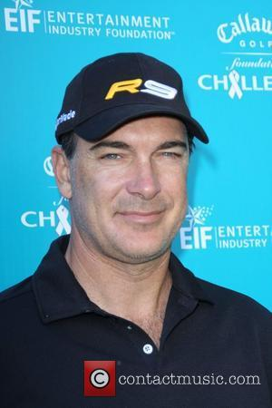 Patrick Warburton Callaway Golf Foundation Challenge benefiting Entertainment Industry Foundation (EIF) cancer research Programs at the Riviera Country Club in...
