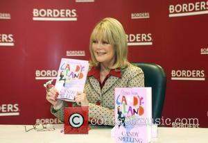 Candy Spelling  at the book signing for her new title Stories from Candyland held at Borders Books in the...