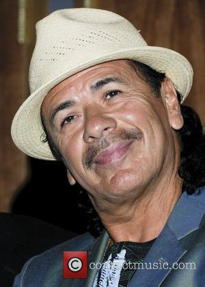 Carlos Santana and Las Vegas