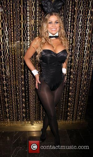 Carmen Electra and Playboy