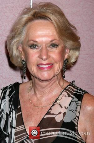 Tippi Hedren  Actors and Others for Animals 'Celebrity Toast for Carol Channing', held at the Universal Hilton Hotel Los...