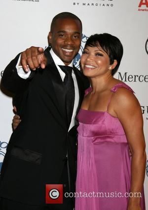 Duane Martin & Tisha Campbell Martin  30th Anniversary Carousel of Hope Ball - Arrivals Beverly Hills, California - 25.10.08
