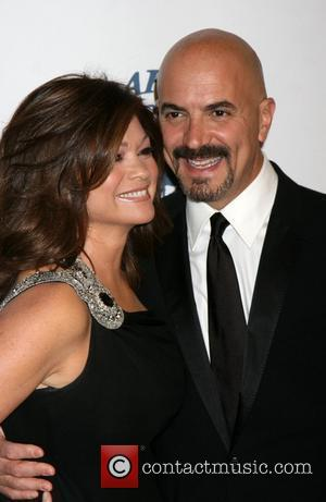 Valerie Bertinelli & Fiance  30th Anniversary Carousel of Hope Ball - Arrivals Beverly Hills, California - 25.10.08