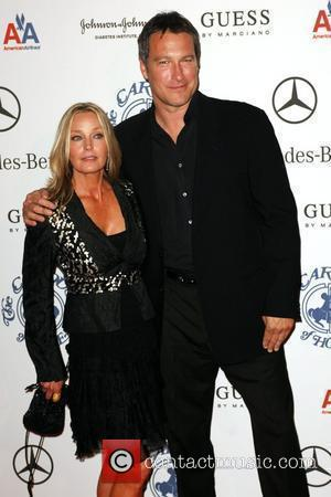 Bo Derek and John Corbett 30th Anniversary Carousel of Hope Ball - Arrivals Beverly Hills, California - 25.10.08