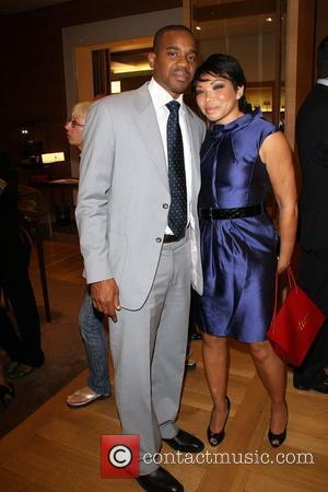 Duane Martin and Tisha Campbell-Martin Cartier and Malibu Magazine Cocktail Event Benefiting The Holly Rod Foundation held at the Topanga...