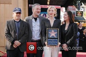 Steven Spielberg, Cate Blanchett and David Fincher