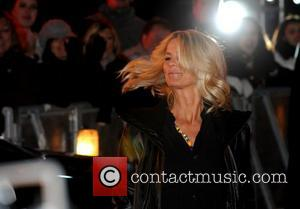 Ulrika Jonsson Celebrity Big Brother 2009 Borehamwood, England - 02.01.09