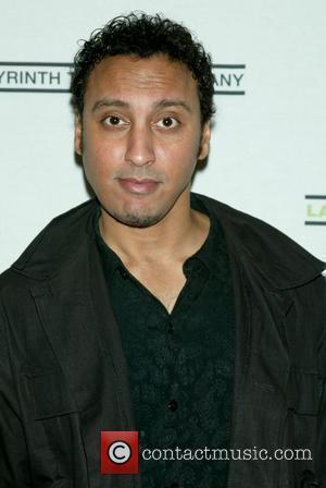 Aasif Mandvi Labyrinth Theater's 6th Annual Celebrity Charades held at Terminal 5 New York City, USA - 20.10.08