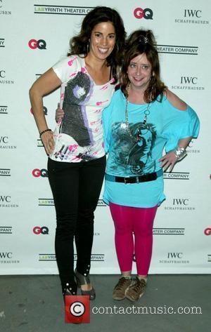 Ana Ortiz and Rachel Dratch
