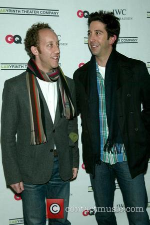 Joey Slotnick, David Schwimmer Labyrinth Theater's 6th Annual Celebrity Charades held at Terminal 5 New York City, USA - 20.10.08