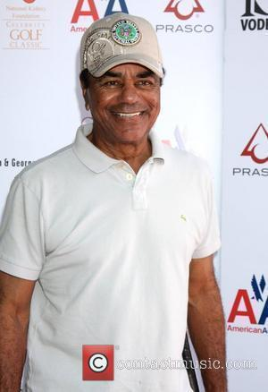 Johnny Mathis  The National Kidney Foundation Celebrity Golf Classic at the Lakeside Lakeside Golf Club - Arrivals Burbank, California...