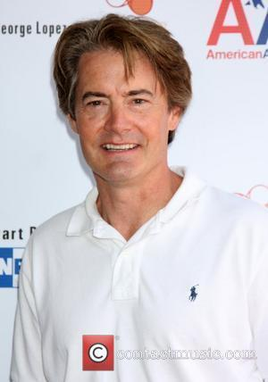 Kyle MacLachlan  The National Kidney Foundation Celebrity Golf Classic at the Lakeside Lakeside Golf Club - Arrivals Burbank, California...