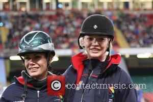 Jodie Kidd and Tara Palmer-tomkinson