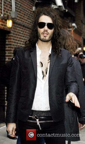 Russell Brand, David Letterman and The Late Show With David Letterman