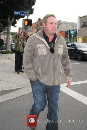 Gary Valentine out and about on Robertson Boulevard Los Angeles, California - 16.12.08