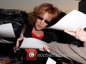 Christine Lahti arrives at Santa Monica College Performing Arts Center Santa Monica, California - 27.03.09