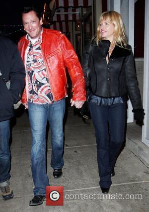 Michael Madsen and wife DeAnna Morgan out and about during the 2009 Sundance Film Festival, Day 4 Park City, Utah...