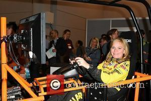 Sarah Fisher and Las Vegas