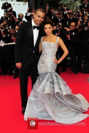 Tony Parker and Eva Longoria The 2009 Cannes Film Festival - Day 3 'Bright Star' premiere - Arrivals Cannes, France...