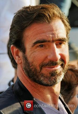Eric Cantona Celebrities make an appearance on French TV network Canal+ during the 2009 Cannes Film Festival Cannes, France -...