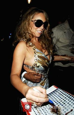 Mariah Carey leaving Roberto Cavalli's yacht during the 2009 Cannes International Film Festival - Day 4  Cannes, France -...