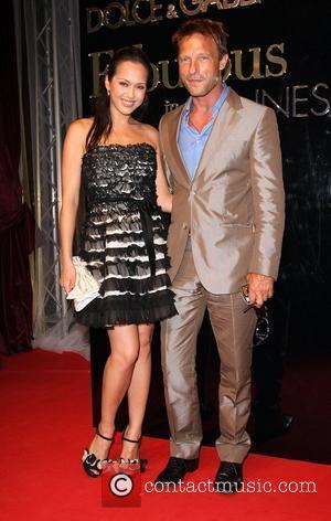 Thomas Kretschmann and Ankie Beilke