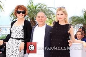 Fanny Ardant, Laetitia Casta, Ming-liang Tsai  2009 Cannes International Film Festival - Day 11 - 'Face' - Photocall Cannes,...