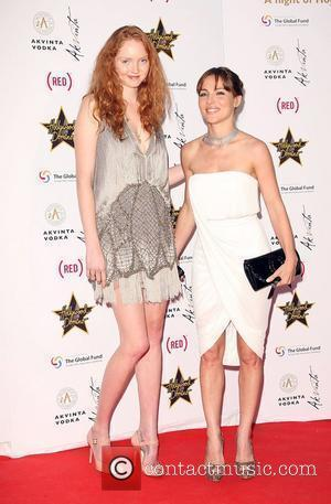 Lily Cole and Elsa Pataky The Cannes Film Festival 2009 - Day 6 Akvinta presents Hollywood Dominos held at The...