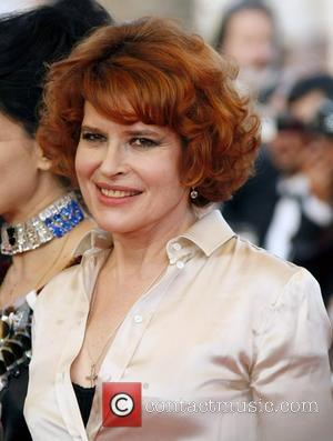 Fanny Ardant 2009 Cannes International Film Festival - Day 10 - Premiere of 'The Imaginarium of Doctor Parn' - Arrivals...