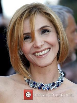 Clotilde Courau 2009 Cannes International Film Festival - Day 6 Premiere of 'Looking For Eric - Arrivals Cannes, France -...