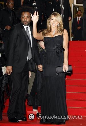Lee Daniels and Mariah Carey