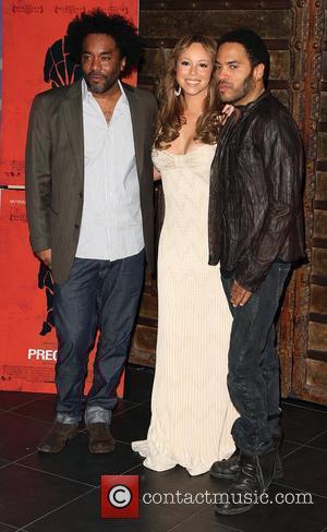 Lee Daniesl and Mariah Carey