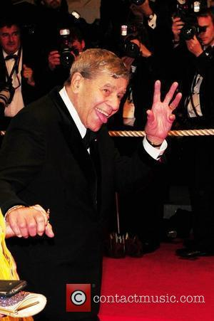 Jerry Lewis 2009 Cannes International Film Festival - Day 3 - 'Precious' premiere - Arrivals Cannes, France - 15.05.09
