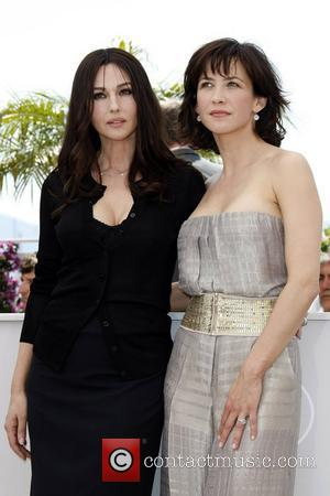 Monica Bellucci and Sophie Marceau