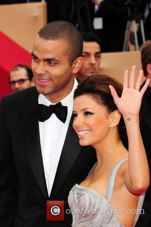 Tony Parker and Eva Longoria Parker The 2009 Cannes Film Festival - Day 3 'Bright Star' premiere - Arrivals Cannes,...