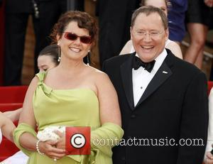 John Lasseter and his wife 2009 Cannes International Film Festival - Day 1 'Up' - premiere Cannes, France - 13.05.08