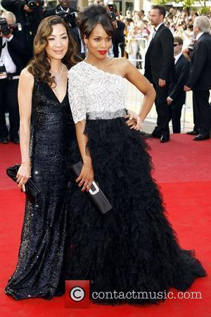 Michelle Yeoh and Kerry Washington