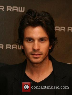 Santiago Cabrera Special dinner honoring CHE held at Plaza Athenee New York City, USA - 06.10.08