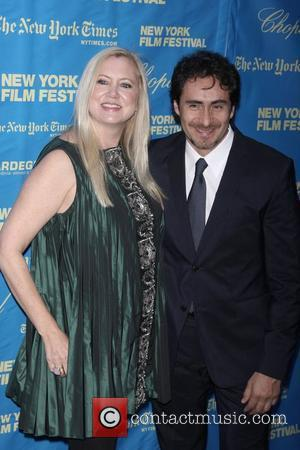 Laura Bickford and Demian Bichir