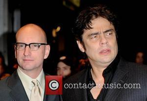 Steven Soderbergh and Benicio Del Toro The Times BFI London Film Festival: Che - gala screening held at the Odeon...