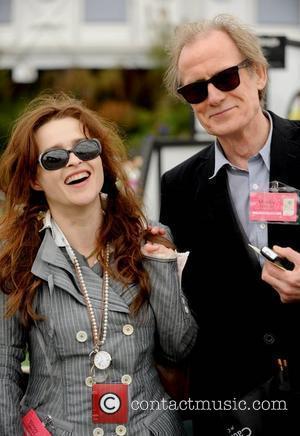 Helena Bonham Carter and Bill Nighy