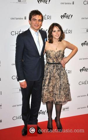 Rupert Friend and Felicity Jones  Cheri - UK film premiere held at the Cine lumiere at Institut Francais Gala...