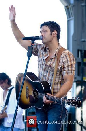 Chuck Wicks performs at the 18th Annual Chicago Country Music Festival at Soldier Field Chicago, Illinois - 12.1.008