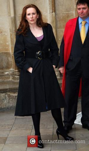Catherine Tate Woman's Own Children Of Courage Awards held at Westminster Abbey London, England - 10.12.08