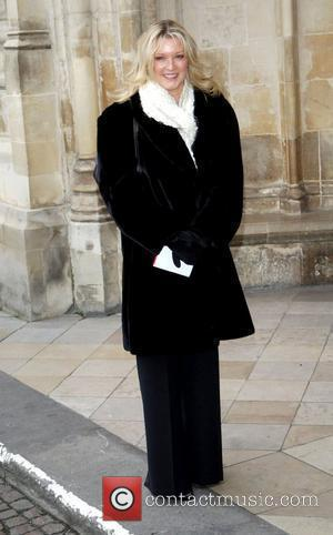 Gillian Taylforth Woman's Own Children Of Courage Awards held at Westminster Abbey London, England - 10.12.08