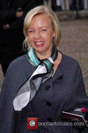 Deborah Meaden Woman's Own Children Of Courage Awards held at Westminster Abbey London, England - 10.12.08